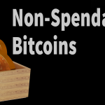 Non-spendable bitcoins